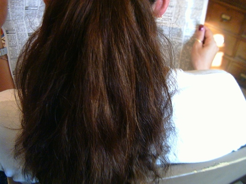 Hair, beauty, frizzy, frizz, straight, straighteners, GHD's, Instyler  - What is the best way to tame frizzy hair?