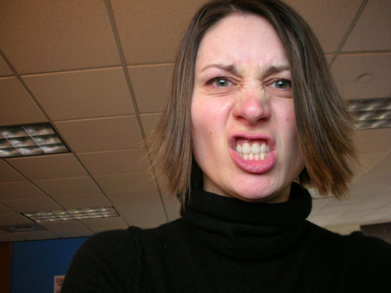 angry woman scream anger stress relatives Christmas family  - Do you manage to stay calm at Christmas when surrounded by relatives?