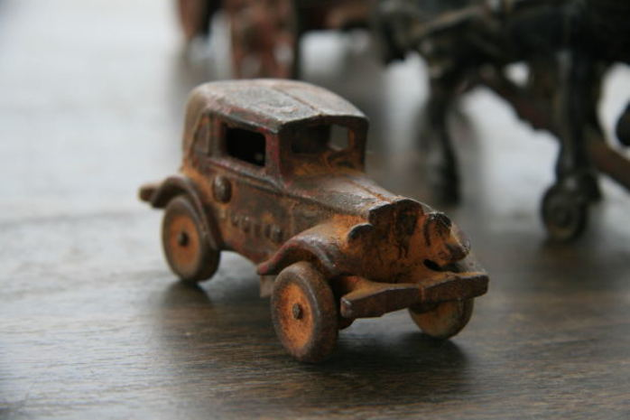 antique toy
