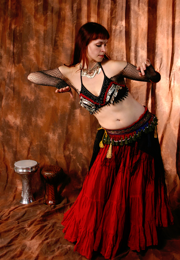 Belly dancer (Image by sideshowmom via morgueFile)