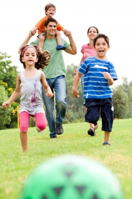 Does your child get 60 minutes of exercise a day?
