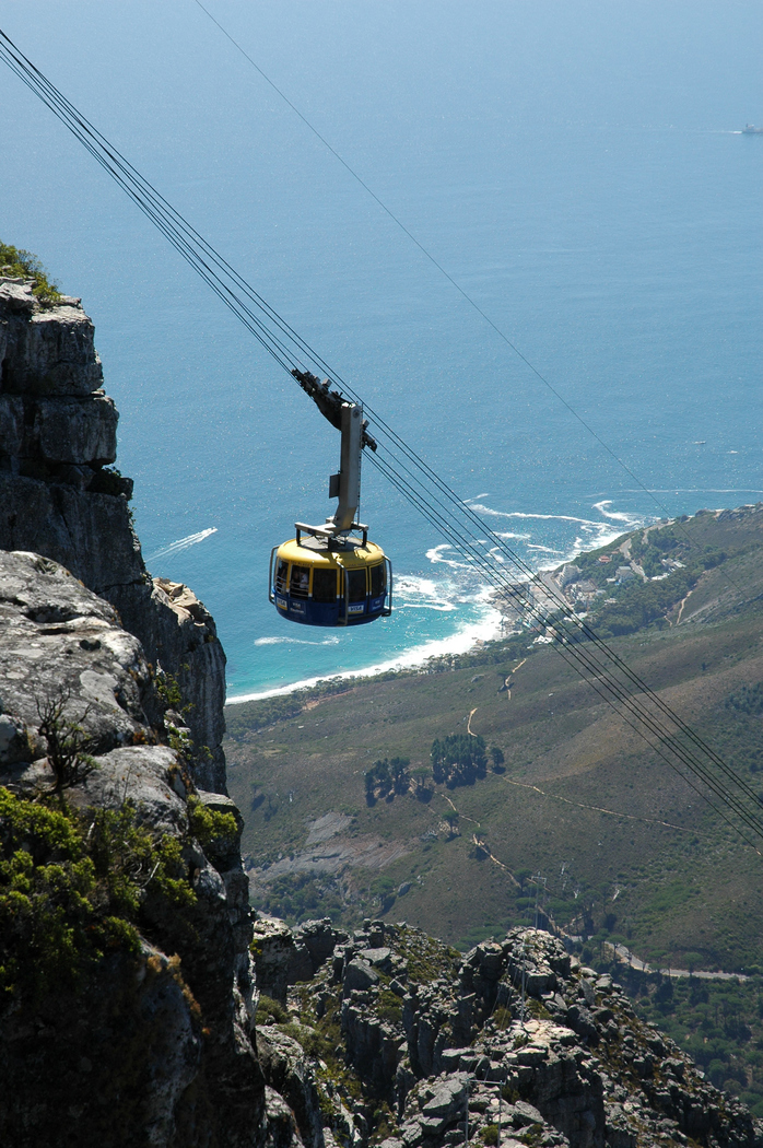 Cable Car (Image by doberman via morgueFile)