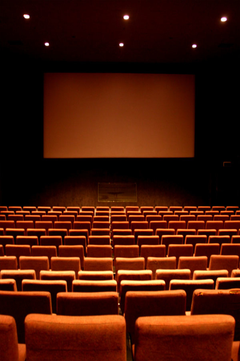 If a movie is boring do you watch it all or switch it off?