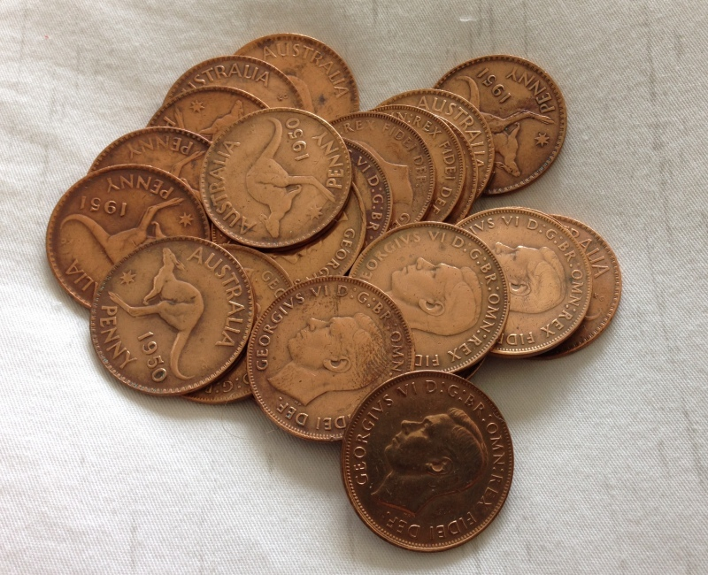 ... - How can you find out the value of old coins and stamps? - Image 1