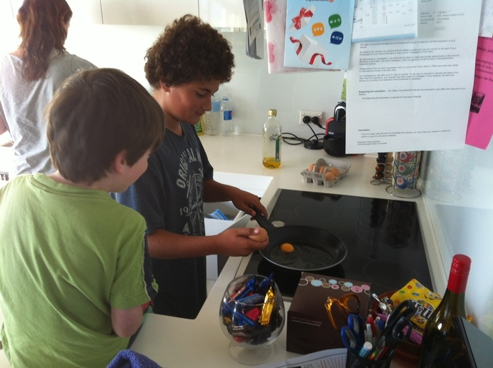 cooking, cooking for kids