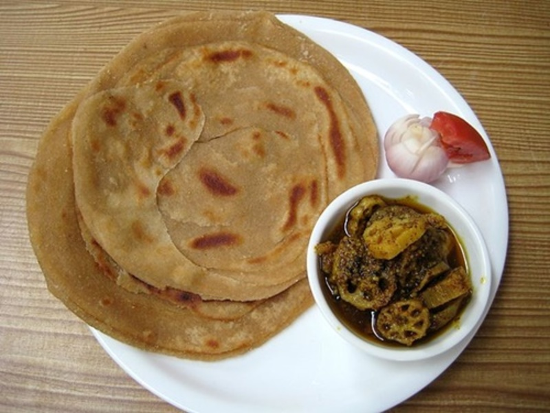 do,you,ever,eat,Indian,style,breads,like,Parahta