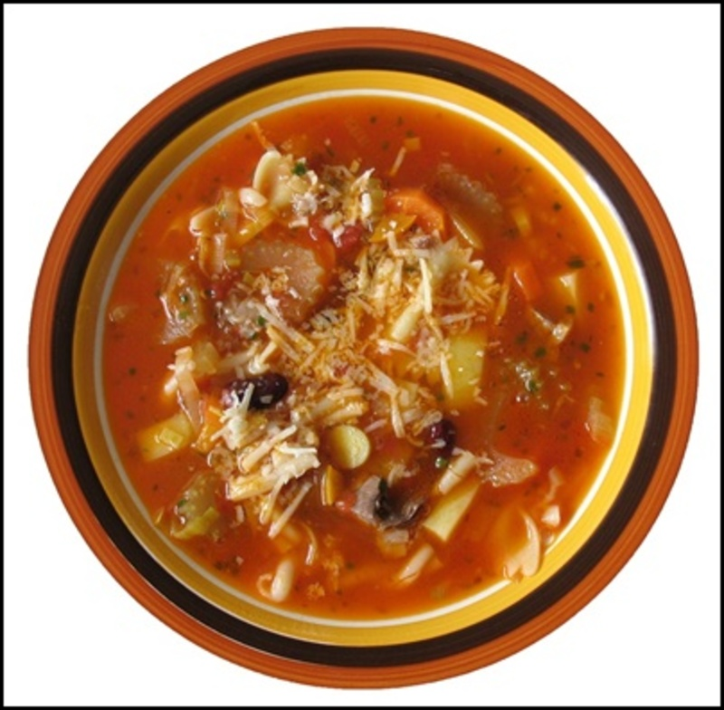 do,you,like,minestrone,soup,and,do,you,make,it,regularly  - Do you like minestrone, and do you make it regularly?