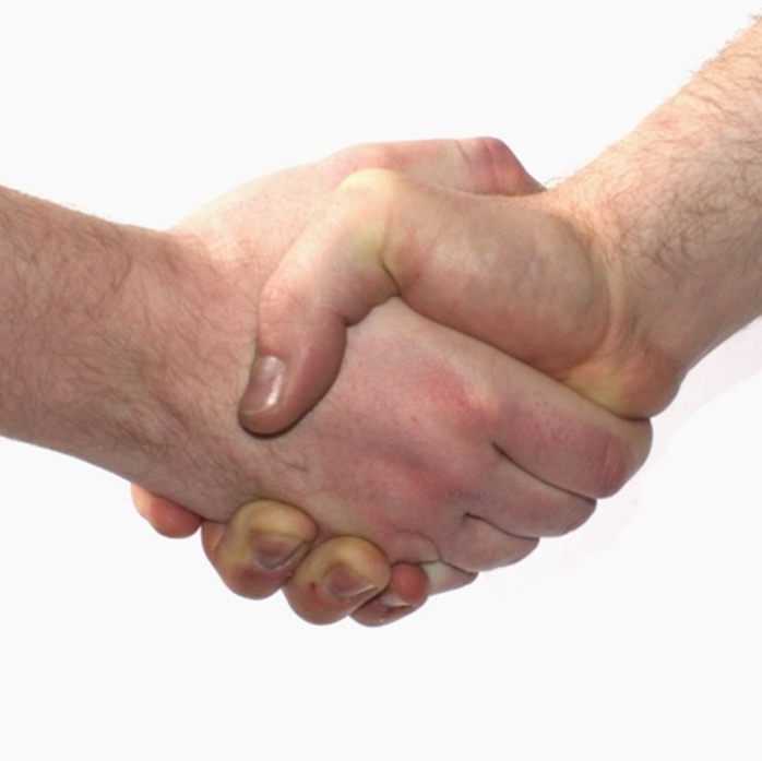 do,you,shake,hands,when,you,meet,someone,new