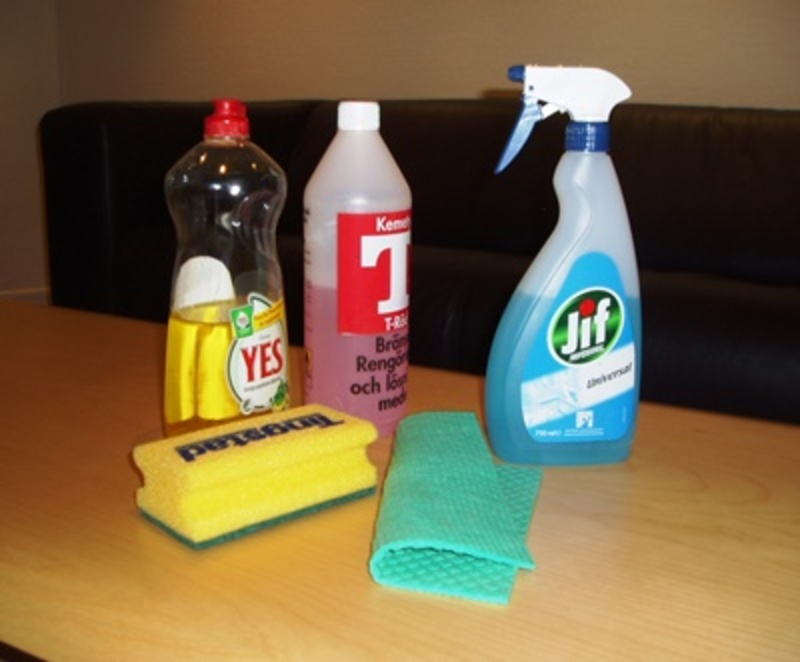 do,you,use,chemicals,for,cleaning
