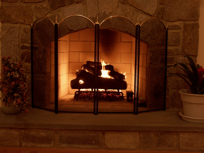 fire place, heating, winter