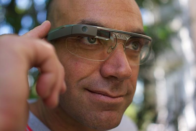 Would you wear  Google glasses?