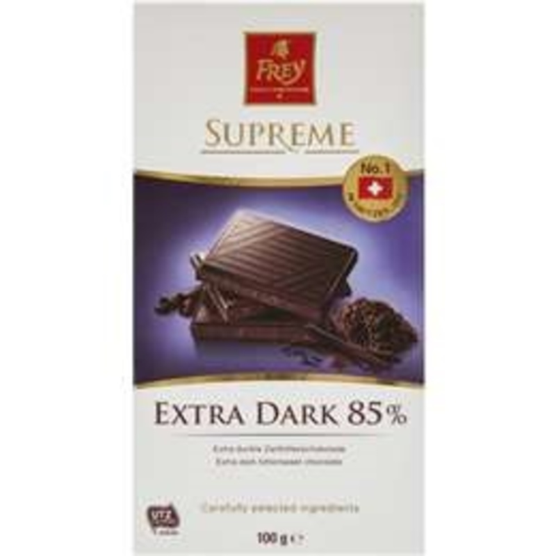 Have,you,ever,tried,Frey,chocolate  - Have you tried Frey dark chocolate?
