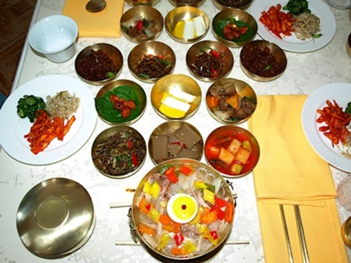 have,you,ever,tried,Korean,food