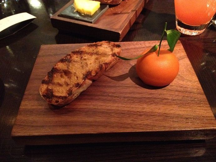 heston, meat fruit