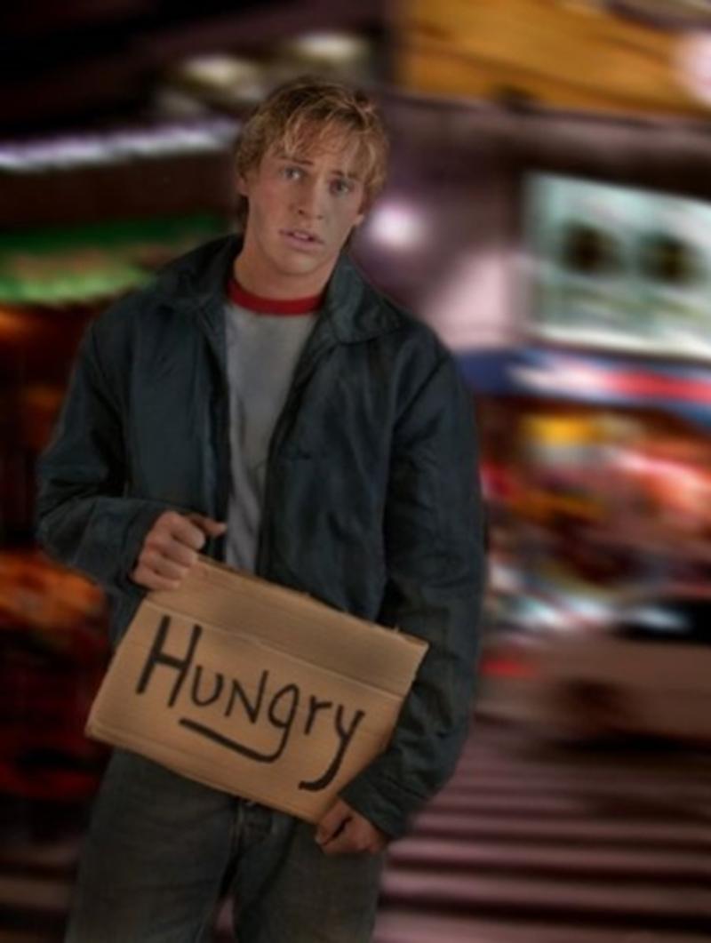 homeless,begging  - Do you give to homeless people begging on the streets?