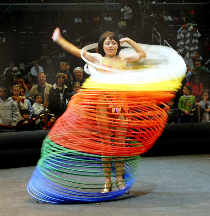 Hula Hoops (Image by Samantha Quigley, Office of the Secretary of Defense Public Affairs  - Public domain, via Wikimedia Commons)
