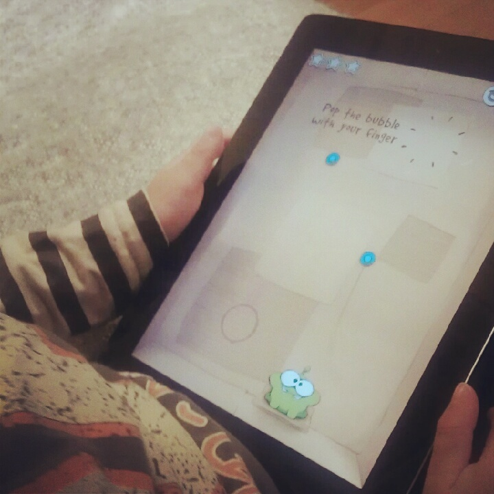 iPad  - Do you allocate screen time to your children?