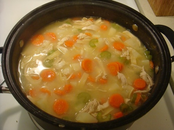 is,chicken,soup,really,good,when,you,are,sick,and,do,you,make,your,own