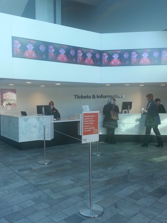 kiosk, tickets, events