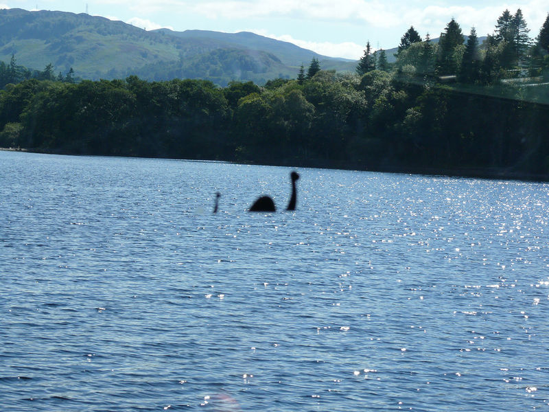Loch Ness monster Scotland dinosaur marine reptile fossils hoax myth