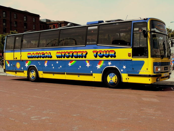 magical mystery tour coach holiday