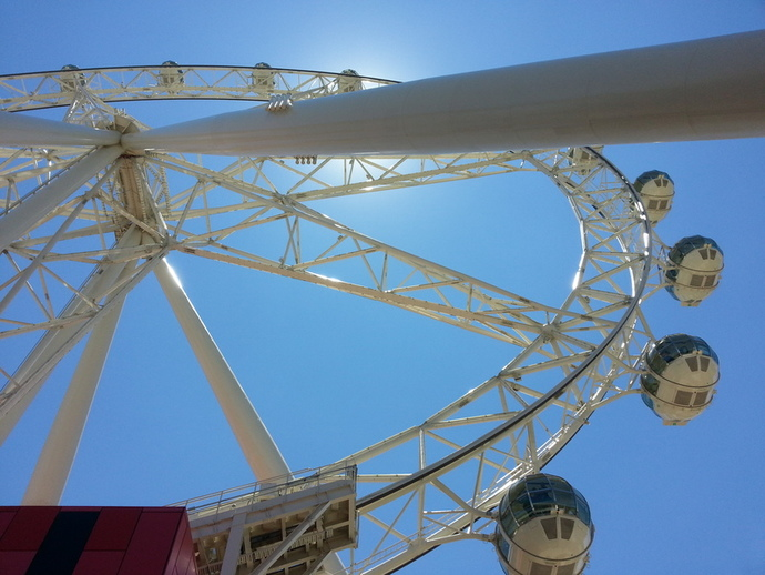melbourne star, height