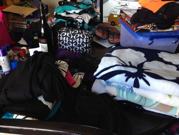 packing, travel