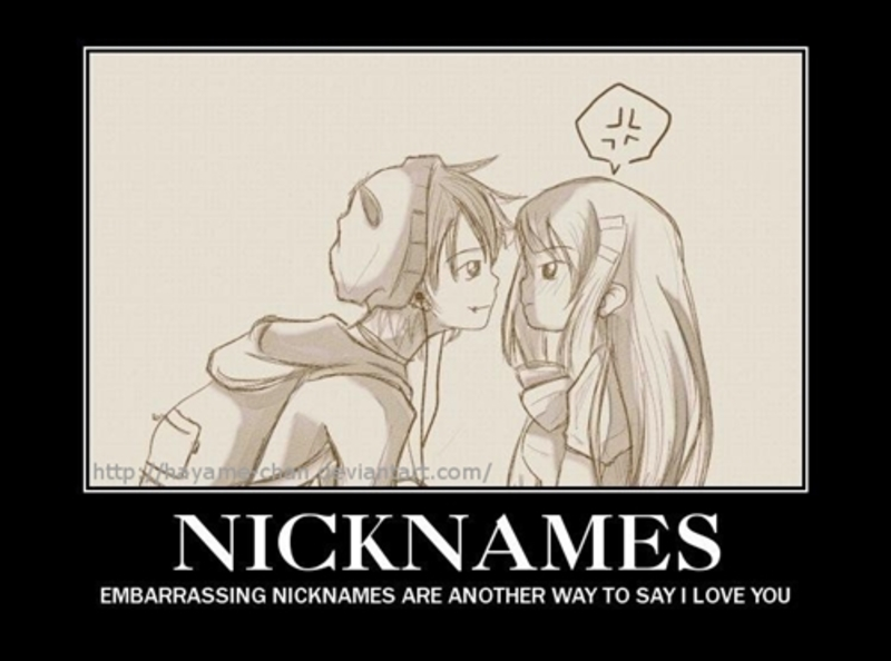 pet name