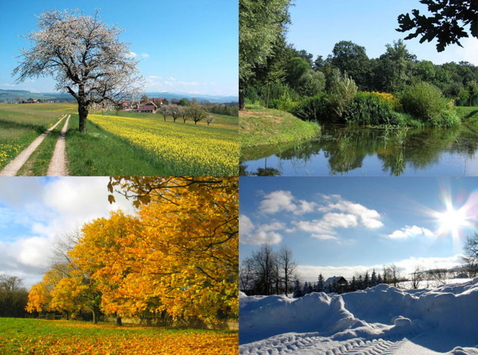 seasons, weather