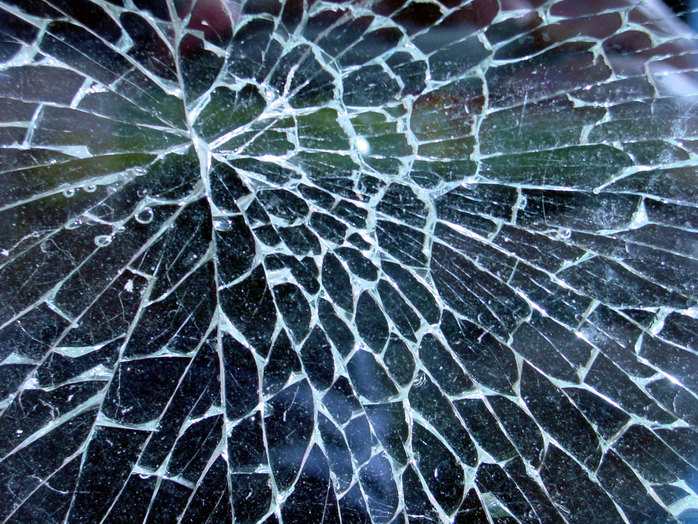 Shattered Glass (Image by dhester via morgueFile)