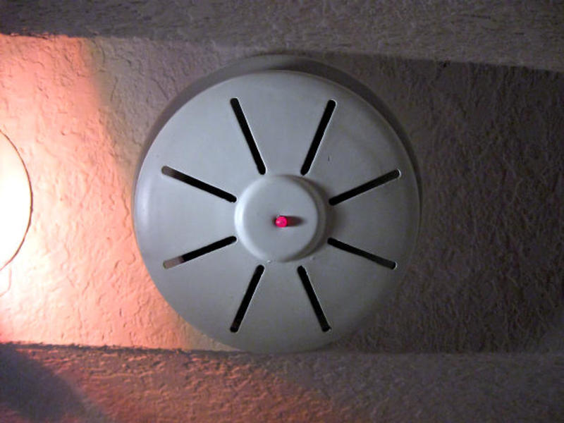Smoke alarm  - Do you check your smoke alarm(s) at least once a month?
