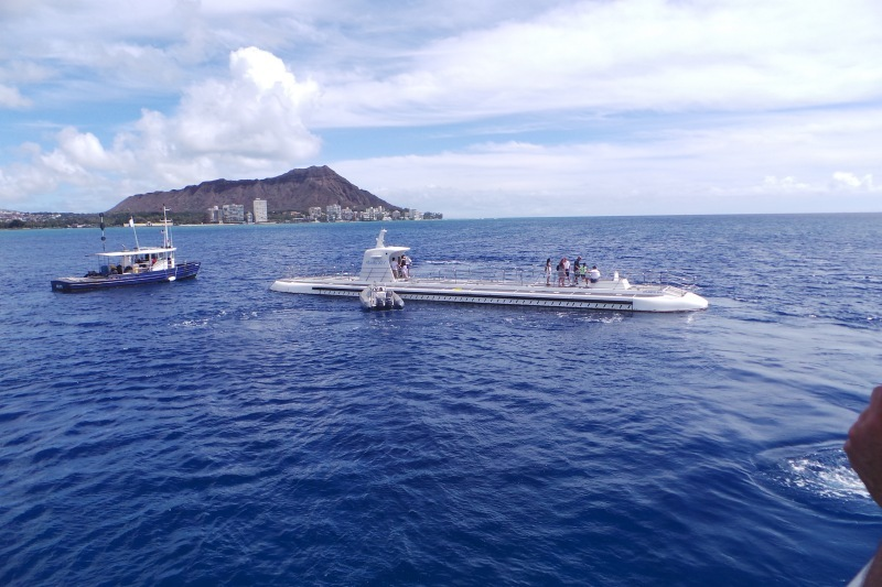 submarine, travel, experience  - Have you ever been on a submarine?
