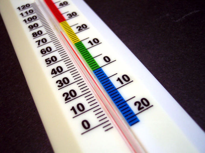 temperature, weather, thermometer