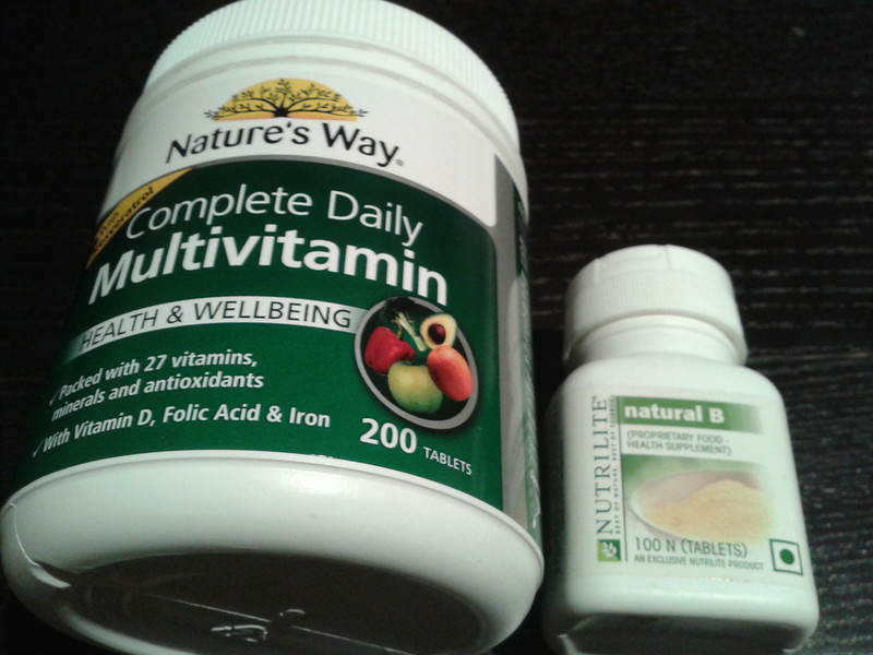 Do you take vitamin supplements?