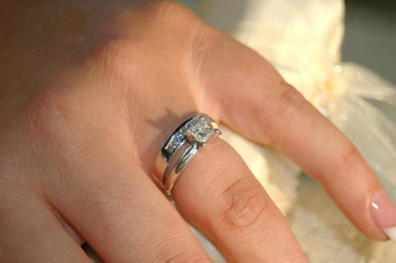 wedding ring  - Have you ever pretended to be in a relationship?
