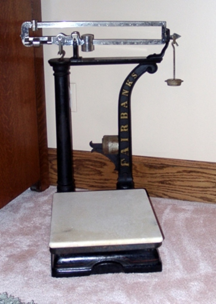 weighing,oneself