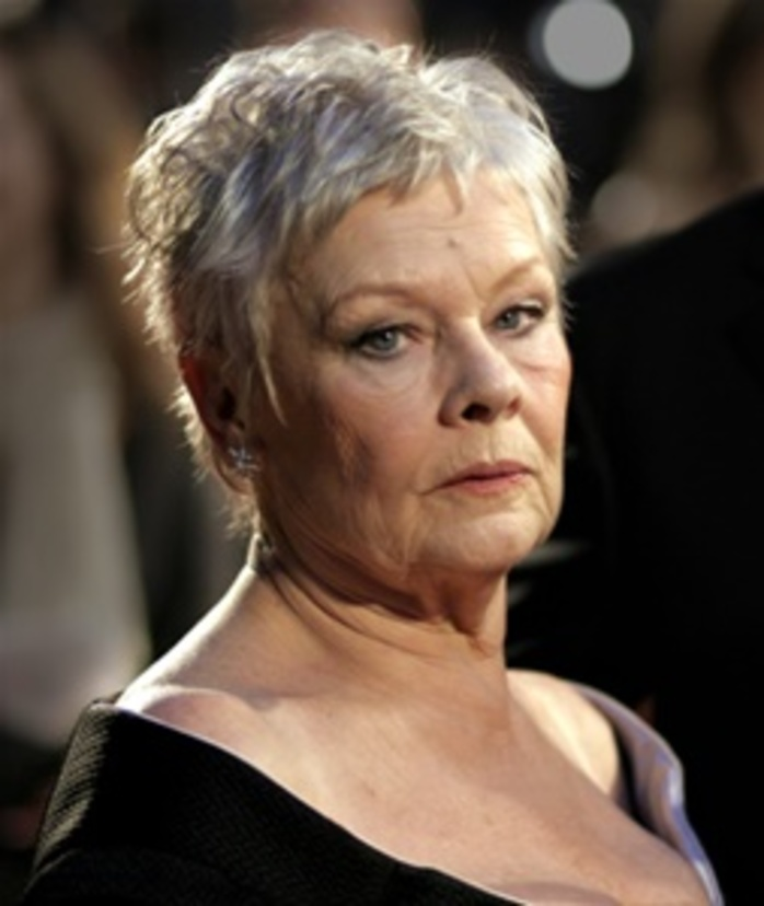 what,do,you,think,of,Judi,Dench