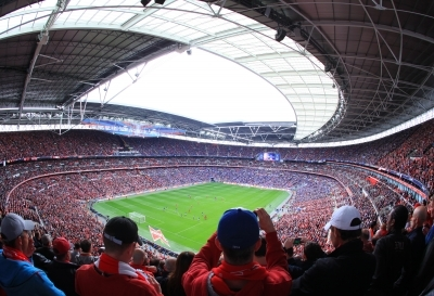 How often do you visit a stadium?