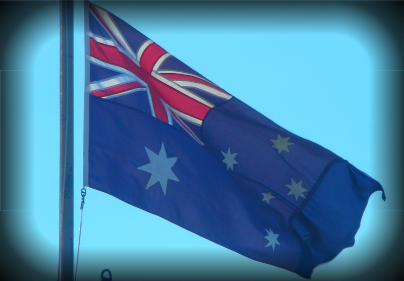 Australian flag  - Is it important to you to buy Australian grown and made?