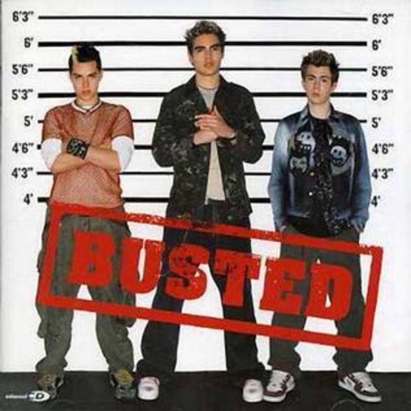 busted, album  - Which bands are you embarrassed to like?