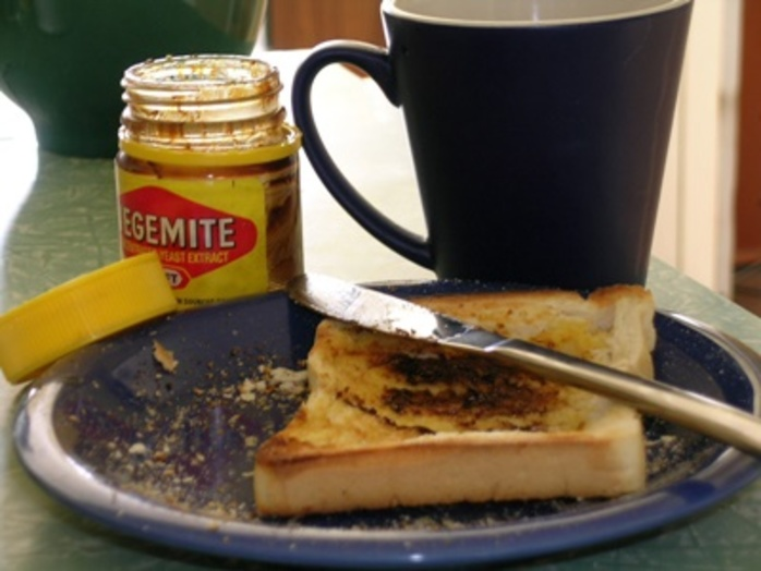 do,you,like,thick,butter,and,Vegemite,on,your,bread,or,toast