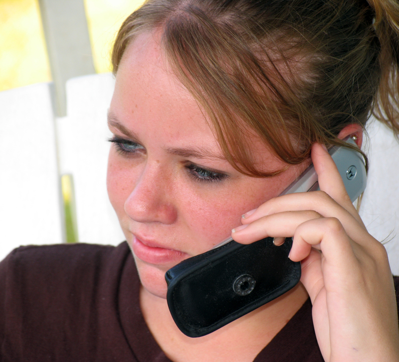 Do you wait for a caller to hangup or do you hang up first at the end of a phone call ?
