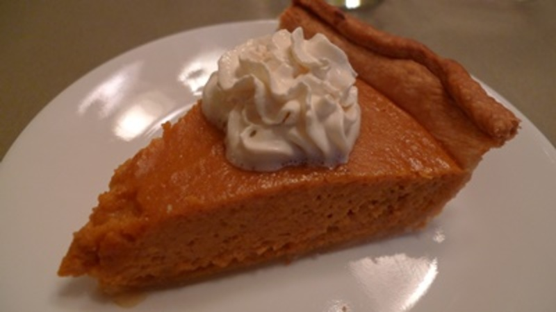 have,you,ever,eaten,pumpkin,pie  - Have you ever tasted pumpkin pie?