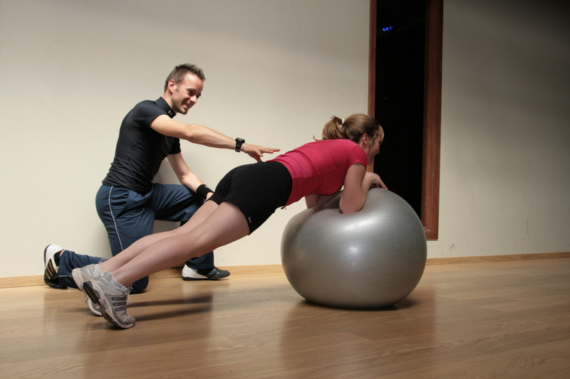 Personal training  - Do you go to a personal trainer?