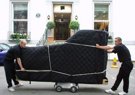 proffessional piano movers, piano movers  - How do you prepare children for moving house?