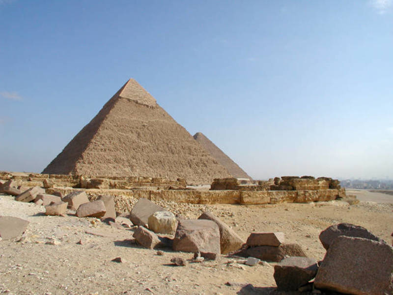 Pyramid  - What's your favourite period of history?