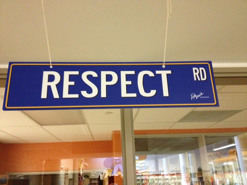 Respect  - Were people really more respectful in the old days?