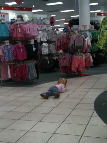 Toddler tantrum  - What's the best way to deal with a tantrum?