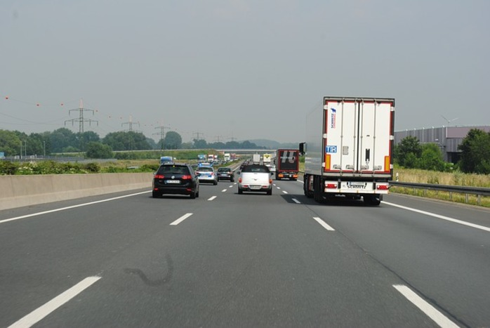 Traffic on the Highway