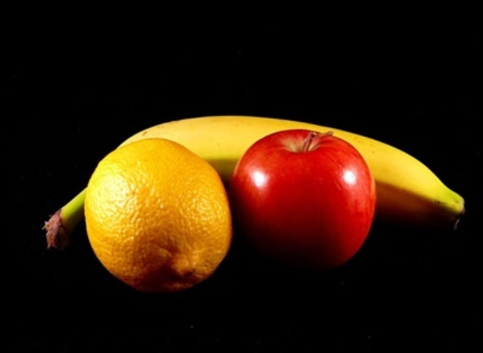 would,you,rather,eat,an,apple,orange,or,banana